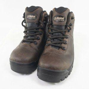 Alpine Design Womens Hiking Trail Boots Size US 7